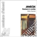 Quartetti x archi cd musicale di Leos Janacek