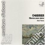 Opere per pianoforte cd musicale di Emmanuel Chabrier