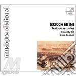 Sestetto n.1, 2 e 3 op.23 cd musicale di Luigi Boccherini