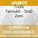 Drab zeen cd musicale di Toufic Farroukh