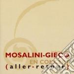 En concert (aller-retour) cd musicale di Juan jose'mosalini &