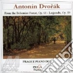 Works for piano duet vol.ii cd musicale