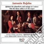 Quintetto per pianoforte e archi, trio p cd musicale di Antonin Reicha