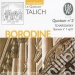 Quartetto x archi n.2 cd musicale di Alexander Borodin