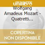 Quatretti italiani, divertimenti, eine k cd musicale di Wolfgang Amadeus Mozart