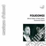 Folksongs xiii - xvii secolo cd musicale