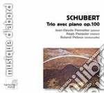 Trio op.100 d 929 cd musicale di Franz Schubert