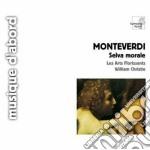 Selva morale (estratti) cd musicale di Claudio Monteverdi