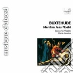 Membra jesu nostri, heut triumphieret go cd musicale di Dietrich Buxtehude