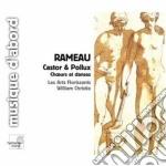 Castor & pollux cd musicale di Rameau jean philippe