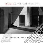 Trouble with happiness cd musicale di Greaves John