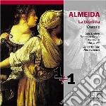 La giuditta (oratorio) cd musicale di ALMEIDA ANTONIO F. D
