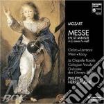 Messa in do minore k 427, meistermusik k cd musicale di Wolfgang Amadeus Mozart