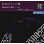 Tabulatura nova (prima parte) cd musicale di Samuel Scheidt