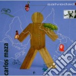 Salvedad cd musicale di Carlos Maza