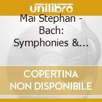 Sinfonia op.6/2, op.6/6, concerto per cl cd musicale di BACH JOHANN CHRISTIA