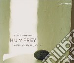 Verse anthems cd musicale di Pelham Humfrey