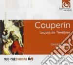Lecons de t????n????bres cd musicale di FranÇois Couperin