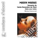 Sonnerie de sainte-genevi????ve du mont, su cd musicale di Marin Marais