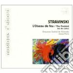Stravinsky Igor - L'uccello Di Fuoco, Jeu De Cartes cd musicale di Igor Stravinsky