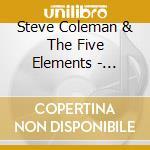 LUCIDARIUM cd musicale di COLEMAN STEVE
