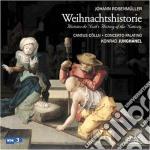 Weihnachtshistorie - storia della nativi cd musicale di Johann RosenmÃœller