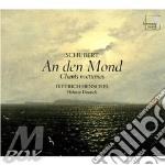 An den mond cd musicale di Franz Schubert
