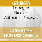Pieces d'orgue et motets cd musicale di LEBEGUE NICOLAS ANTO