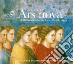 Il Secolo Dell'ars Nova: Messa Di Tournai, Machaut, Ars Nova Francese E Italiana cd musicale