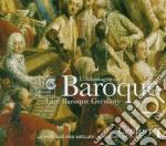 La germania del tardo barocco: bach e i cd musicale