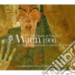 Vienna 1900, Dal Post-romanticismo All'espressionismo: La Morte Della Tonalita'? cd musicale