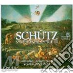 Sinfoniae sacrae iii cd musicale di Heinrich SchÃœtz