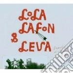 GRANDIR... cd musicale di LAFON LOLA & LEVA