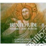 Membra jesu nostri cd musicale di Dietrich Buxtehude