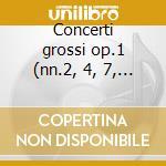 Concerti grossi op.1 (nn.2, 4, 7, 8, 9) cd musicale di Pietro Locatelli