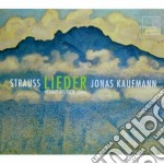 Lieder cd musicale di Richard Strauss