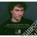 Sonate per pianoforte, vol.2 cd musicale di BEETHOVEN LUDWIG VAN
