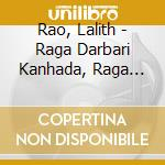 Inde du nord lalith rao cd musicale di Artisti Vari