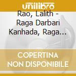 Inde du nord lalith rao cd musicale di Artisti Vari