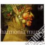 Agenda 2007 harmonia mundi cd musicale