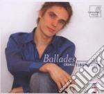 Ballata n.1 op.23, n.2 op.38, n.3 op.47, cd musicale di Fryderyk Chopin