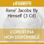 Ren? jacobs by himself cd musicale