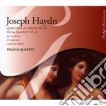 Quartetto per archi n.2, 3, 4 op.76 cd musicale di Haydn franz joseph