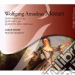 Divertimento k 251, quartetto k 370, ada cd musicale di Wolfgang Amadeus Mozart