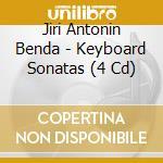 Sonate per tastiera (integrale) cd musicale di BENDA JIRI ANTONIN