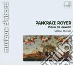 Pi????ces de clavecin cd musicale di Joseph-nichola Royer