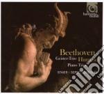 Trii con pianoforte n.3 e n.5 op.3, op.7 cd musicale di BEETHOVEN LUDWIG VAN