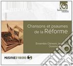 Chansons et psaumes de la r????forme cd musicale