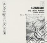 Die sch????ne m????llerin op.25 d 795 cd musicale di Franz Schubert