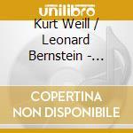 Concerto per violino op.12 cd musicale di Kurt Weill